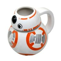 Star Wars: BB-8 - 3D Character Ceramic Mug